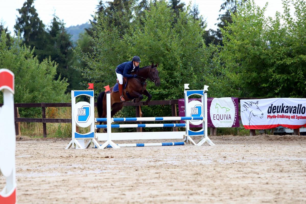Charlott Gummersbach Springpferde